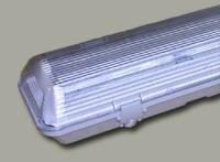 Люминесцентные светильники ЛПП 2х18 с ЭПРА