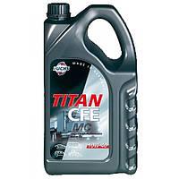 TITAN Полусинтетическое моторное масло TITAN CFE SAE 10W-40 MC (c MoS2) (5)