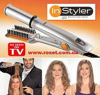 Утюжок для укладки волос Инстайлер (Instyler) + DVD диск с прическами
