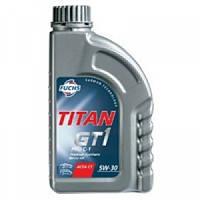 TITAN Синтетическое моторное масло TITAN GT1 PRO C-3 5W30 (1)