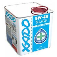 XADO Синтетическое моторное масло Xado Atomic OIL 5W-40 SL/CF (1)