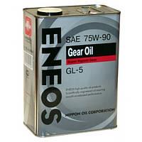 ENEOS Трансмиссионное масло ENEOS GEAR GL-5 75W-90 (1)