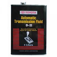 TOYOTA Трансмиссионное масло TOYOTA ATF DEXTRON (4)