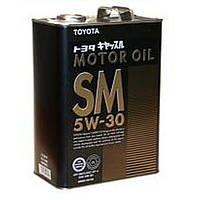 ORIGINAL TOYOTA Motor Oil SM 5W-30 (4л.) ORIGINAL