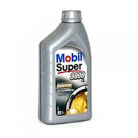 MOBIL Синтетическое моторное масло MOBIL Super 3000 X1 5W-40 (1)