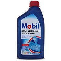 MOBIL Синтетическое трансмиссионное масло Mobil DEXRON-VI ATF (1)