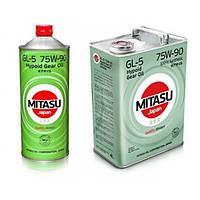 MITASU Трансмиссионное масло MITASU GEAR OIL GL-5 75W90 (1)