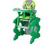 Стульчик для кормления Caretero Primus  green 13724