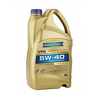 RAVENOL Синтетическое моторное масло RAVENOL VPD 5W-40 (5)