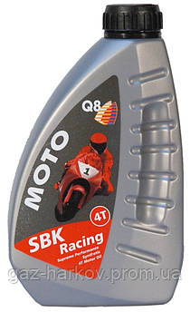 Q8 Oil Моторное масло Q8 Moto SBK Racing 10W-50 (1)
