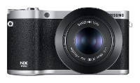 Фотоаппарат Samsung NX300 kit (18-55mm)
