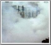 Дым как средство защиты от налетчиков, грабителей, воров