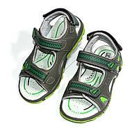 Босоножки сандалии на мальчика 31-й, фото 1