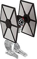 Хот Вилс Звездолёт Star Wars Hot Wheels Звездные войны (Tie Fighter)