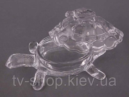 Блюдо с крышкой Черепаха  ,26 см