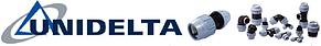 Тройник зажимной с наружной резьбой 63х6/4(10) Unidelta, фото 3
