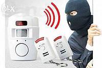 Бытовая сигнализация с  даччиком  движения Sensor Alarm