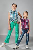Детская рубашка для девочки