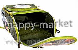 Ранец каркасный ортопедический Машина-монстр JOSEF OTTEN JO 1609 ж, фото 2