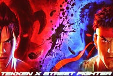 Разработка файтинга Tekken x Street Fighter приостановлена