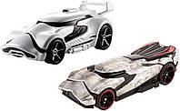 Хот Вилс Набор машинок Звездные войны Hot Wheels Star Wars  First Order Stormtrooper  Captain Phasma