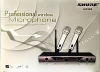 Радиосистема SHURE UGX-58 . Только ОПТОМ! В наличии!Лучшая цена!