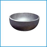 Заглушка эллиптическая Ду125 (133)