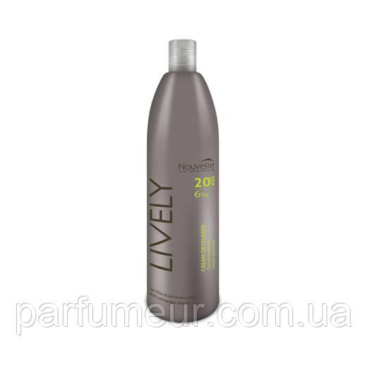Nouvelle Lively Cream Peroxide Окислительная эмульсия 12% 1000 мл