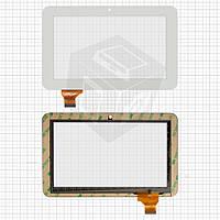 Touchscreen (сенсорный экран) для Ainol Novo 7 Rainbow, оригинальный (белый)