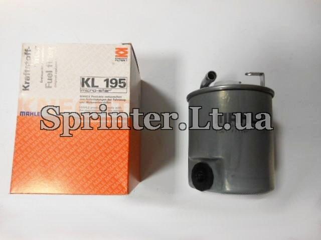 Фильтр топливный MB Sprinter 00- 2.7CDI Knecht KL195