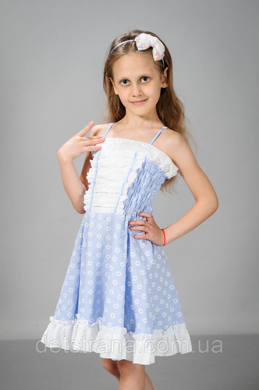 Детские сарафаны для девочки
