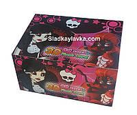Карамель СС Monster High 3D Флеш-карта 30 шт (Китай)