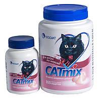 Витамины для кошек CATmix (Кетмикс) для кожи и шерсти 60 табл.