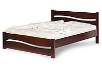 Кровать из массива дерева 003