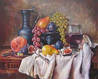 «Голландский натюрморт» картина маслом