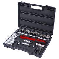 Набор инструментов Intertool (Интертул) ET6039 39 предметовНабор инструментов Intertool (Интертул) ET6039 39