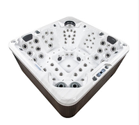 Гидромассажный бассейн IQUE Dreamline-II 2200-II-DD-BPM (WiFi)