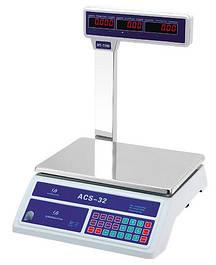 Весы торговые ACS