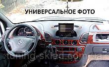Накладки на торпеду Хонда Цивик (декор на панель Honda Civic под дерево)