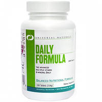 Витамины Universal Nutrition Daily Formula 100 tab
