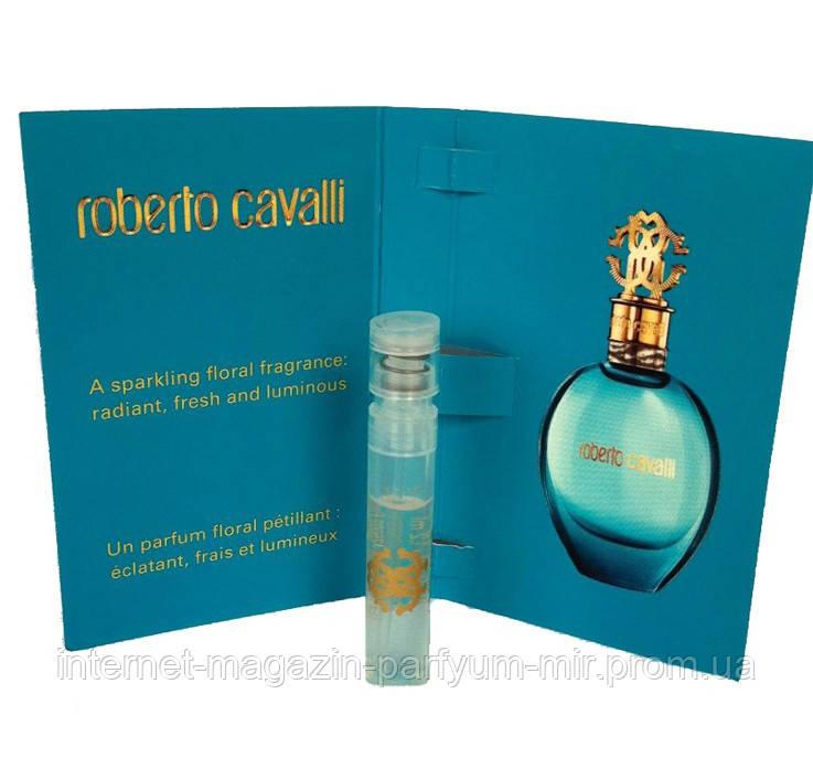 туалетная вода Roberto Cavalli Acqua 12 пробник продажа цена в