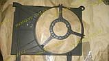 Диффузор дополнительного вентилятора Ланос Сенс Lanos Sens c кондиционером  Dream, фото 3