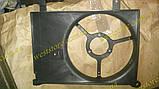 Диффузор дополнительного вентилятора Ланос Сенс Lanos Sens c кондиционером  Dream, фото 4