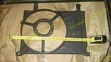 Диффузор дополнительного вентилятора Ланос Сенс Lanos Sens c кондиционером  Dream, фото 5