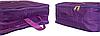 Дорожный органайзер (сумочки в чемодан) 5 шт ORGANIZE (фиолетовый), фото 9
