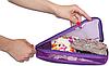 Дорожный органайзер (сумочки в чемодан) 5 шт ORGANIZE (фиолетовый), фото 7