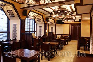 Мебель для ресторанов - незаменимый атрибут интерьера