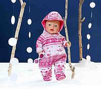 Набор зимней одежды для куклы BABY BORN - КОМБИНЕЗОН 821381