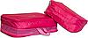 Дорожный органайзер (сумочки в чемодан) 5 шт ORGANIZE (розовый), фото 3