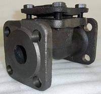 Клапан обратный подъемный 16ч6бр, 16ч6п, Ду80
